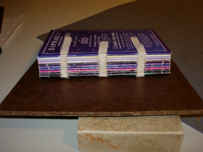 10 issues sewn to be bound into one volume