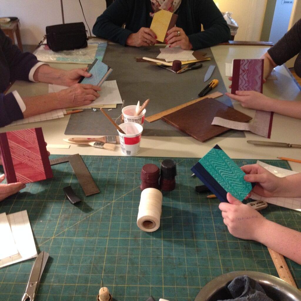 Book Making Class